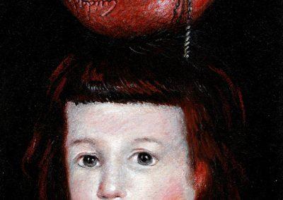 Niño rojo Nº 03